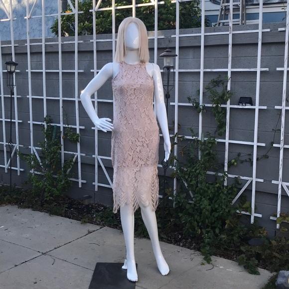 love, Fire Dresses & Skirts - Racerback lace, Tea length dress